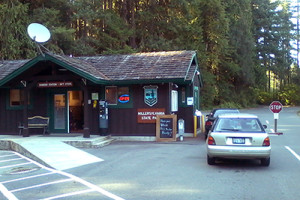 Rangers Station